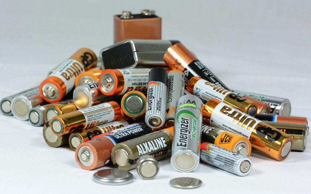 Piles : pourquoi faut-il les recycler ?